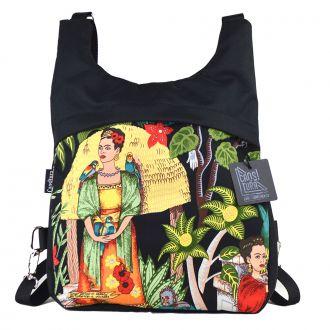 Bolso-Mochila Euri Frida Kahlo