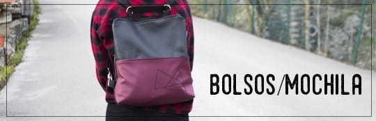 Bolsos-Mochila Artesanales